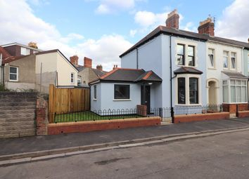 Thumbnail 2 bed end terrace house for sale in Rennie Street, Cardiff