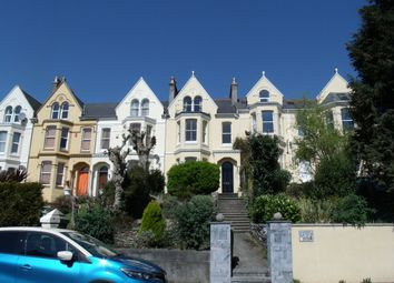 Thumbnail 2 bed flat for sale in Connaught Avenue, Mutley, Plymouth