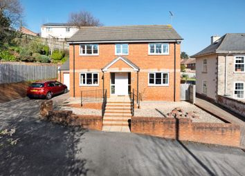 4 bed detached house for sale in Marley Road, Exmouth EX8