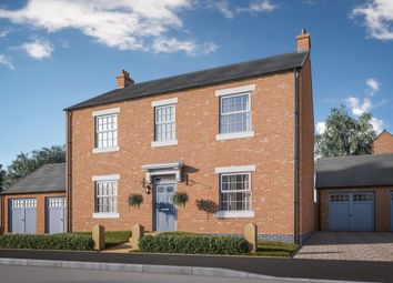 Thumbnail 4 bed detached house for sale in The Appleby Normanton Road, Packington, Ashby-De-La-Zouch