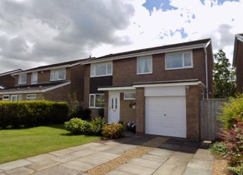 Thumbnail 4 bed detached house for sale in Clevegate, Nunthorpe, Middlesbrough