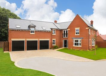 "Thumbnail 5 bed detached house for sale in ""Harvington"" at Ellerbeck Avenue, Nunthorpe, Middlesbrough"