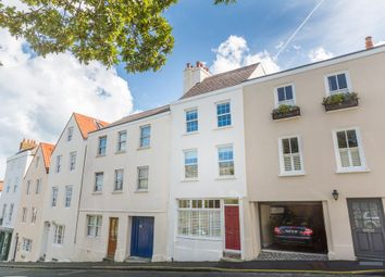 Thumbnail 2 bed terraced house to rent in Cornet Street, St. Peter Port, Guernsey