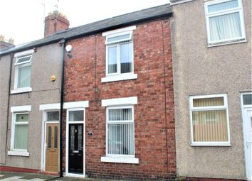 Thumbnail 2 bed terraced house for sale in North Street, Spennymoor