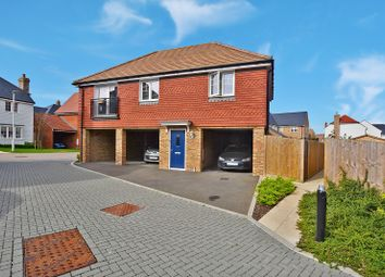 Thumbnail 2 bed flat for sale in Goldfinch Drive, Finberry, Ashford