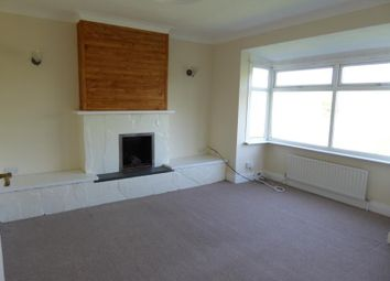 Thumbnail 2 bed maisonette to rent in London Road, Ashford, Middlesex