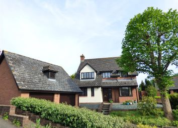 Thumbnail 4 bedroom detached house for sale in Centurions Court, Caerwent, Caldicot