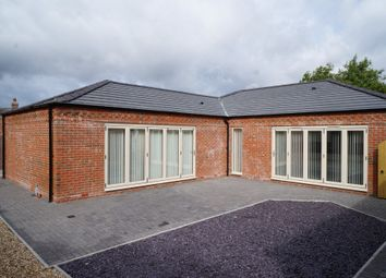 Thumbnail 4 bedroom detached bungalow for sale in Louth Road, Horncastle