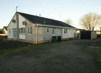Thumbnail 1 bed bungalow to rent in Swan Road, Ellon, Aberdeenshire