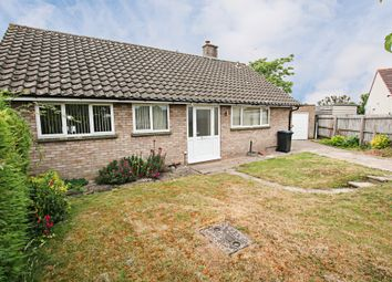 Thumbnail 2 bed detached bungalow for sale in Scotred Close, Burwell
