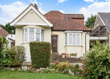 Thumbnail 3 bed detached bungalow for sale in Caldecote Gardens, Bushey