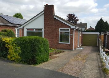Thumbnail 2 bed detached bungalow to rent in Gillbank Drive, Ratby