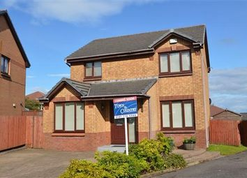 Thumbnail 4 bed property for sale in Cathkin Crescent, Cumbernauld