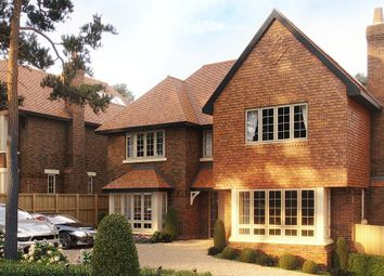 The Pines, Woodchester Park, Knotty Green, Beaconsfield HP9. 5 bed detached house for sale
