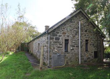 Thumbnail 2 bed bungalow for sale in Llanarmon, Pwllheli