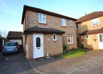 Thumbnail 4 bed detached house for sale in Waltham Close, Corby, Northamptonshire