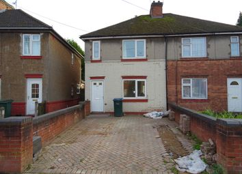 Thumbnail Terraced house to rent in Gerard Avenue, Canley, Coventry