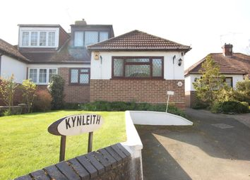 Thumbnail 5 bed bungalow for sale in Kynleith Cray Road, Crockenhill, Swanley
