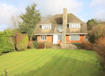 Thumbnail 4 bed detached house for sale in Gravel Lane, Four Marks, Hampshire