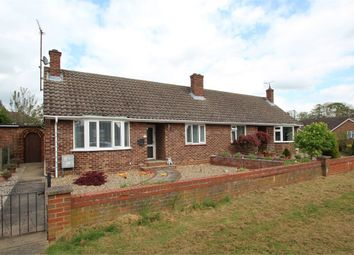 Thumbnail 2 bedroom semi-detached bungalow for sale in Pages Close, Stowmarket, Suffolk