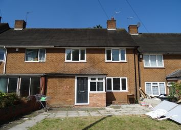 Thumbnail 4 bed terraced house to rent in Bridgelands Way, Perry Barr