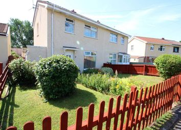 Thumbnail 3 bed semi-detached house to rent in Newton Way, Malpas, Newport