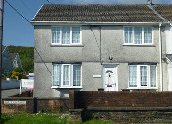 Thumbnail 3 bed end terrace house for sale in Heolgerrig, Merthyr Tydfil, Mid Glamorgan