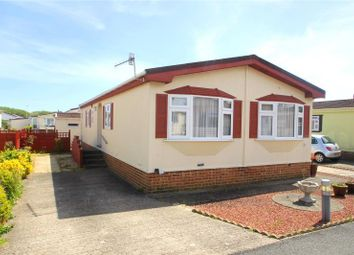 Thumbnail 2 bed bungalow for sale in Willowbrook Park, Old Salts Farm Road, Lancing