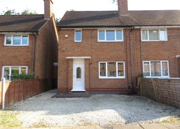 Thumbnail 2 bed end terrace house to rent in Lillington Grove, Shard End, Birmingham