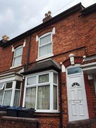 Thumbnail 2 bed terraced house to rent in Boulton Road, Handsworth, Birmingham