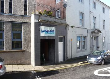 Thumbnail Commercial property for sale in Liquid Lounge, Dumfries