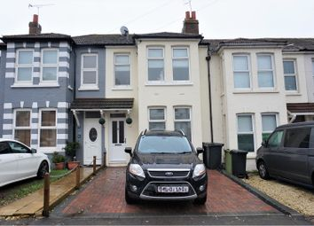 Thumbnail 3 bed terraced house for sale in Beaconsfield Road, Bexhill-On-Sea