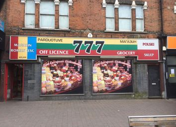 Thumbnail Land for sale in High Road, Leytonstone