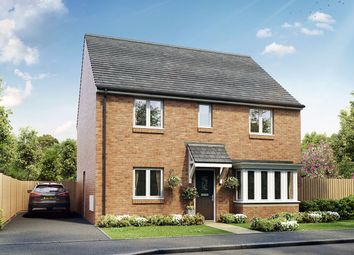 "Thumbnail 4 bed detached house for sale in ""The Pembroke"" at Court Road, Brockworth, Gloucester"