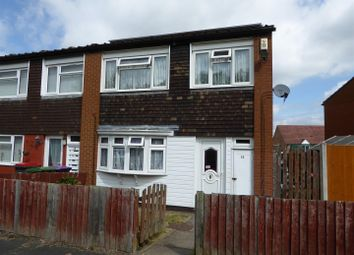 Thumbnail 3 bed terraced house for sale in Cedar Close, Overdale, Telford