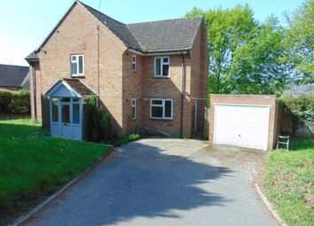Thumbnail 4 bed detached house to rent in Leatler Close, Fovant, Salisbury