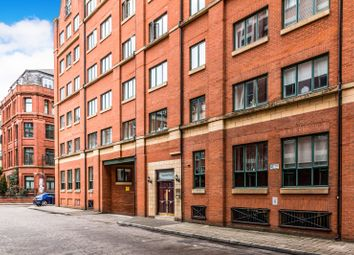 Thumbnail 3 bed flat to rent in Sackville Place, Bombay Street, Manchester