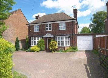 Thumbnail 4 bed detached house for sale in Bluebridge Road, Brookmans Park, Hatfield, Hertfordshire
