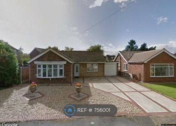 Thumbnail 3 bed bungalow to rent in Brookfield Avenue, Lincoln