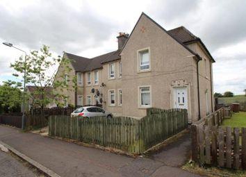 Thumbnail 2 bed flat for sale in Blackcroft Avenue, Gartness, North Lanarkshire