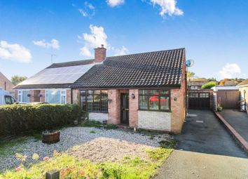 Thumbnail 3 bed semi-detached bungalow for sale in Greyfriars, Oswestry