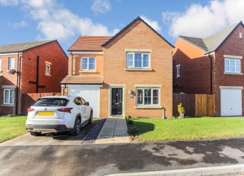 4 bed detached house for sale in Gresley Drive, Shildon DL4