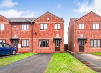 Thumbnail 3 bed end terrace house for sale in Mansfield Road, Nottingham