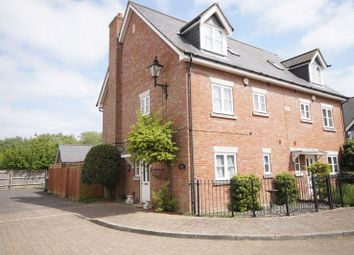 Thumbnail 3 bed town house for sale in Barbican Mews, Castle Street, Portchester
