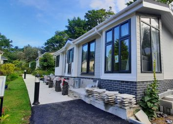 Thumbnail 2 bed mobile/park home for sale in Site 1A, Goldenbank, Falmouth