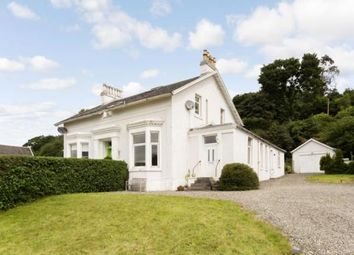 Thumbnail 3 bed semi-detached house for sale in Shore Road, Kilcreggan, Helensburgh, Argyll And Bute