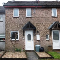 Thumbnail 2 bedroom terraced house to rent in Cedar Close, Callington