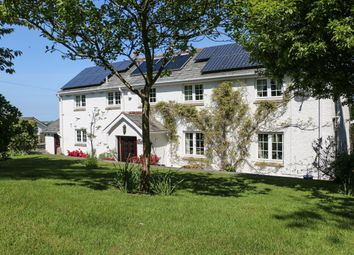Thumbnail 4 bedroom cottage for sale in St Jidgey, St Issey
