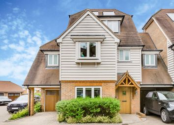 Thumbnail 3 bed link-detached house for sale in Rouse Close, Weybridge