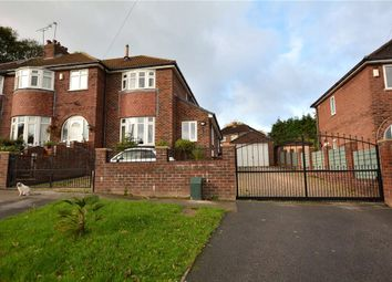 4 bed semi-detached house for sale in Woodlands Park Grove, Pudsey, West Yorkshire LS28